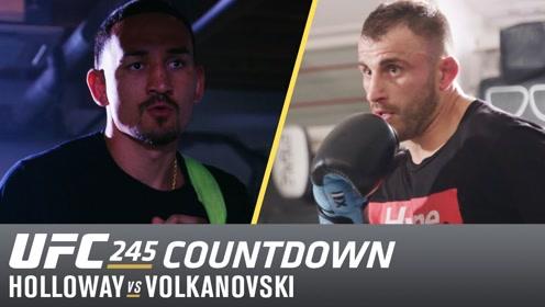 【UFC245 | 倒计时】联合主赛:大帝誓要改天地【上集】