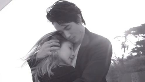 萧亚轩与小16岁男友MV首合体 拥抱接吻不断甜度满分