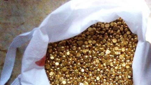 孩子捡到2500年前金块,专家一看不淡定了:价值难以估计