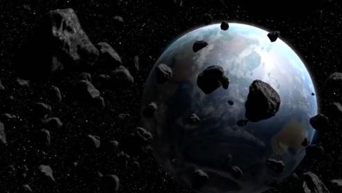 地球被小行星撞击的概率有多大,科学家分析,概率低到无法形容!