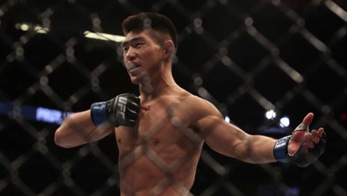 """UFC""""功夫猴子""""宋亚东的犀利拳法!"""