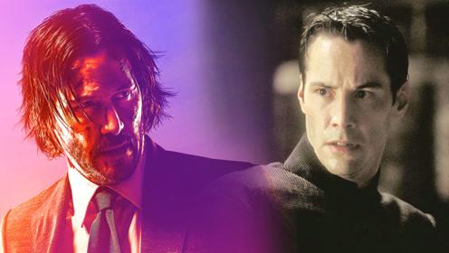《黑客帝国4》撞档《疾速追杀4》,基努里维斯两部新作你期待哪部?