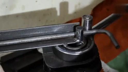 牛人用轴承制作的这个工具,太实用了,很值得推广!