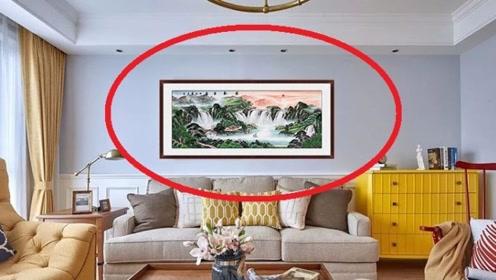算命先生:这几种画不能出现在家中,破坏家中风水,霉运不间断