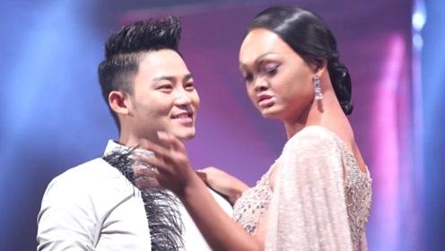 """泰国女子因长相太丑被嘲笑,后逆袭成""""超模"""",卸妆后表示不敢看"""