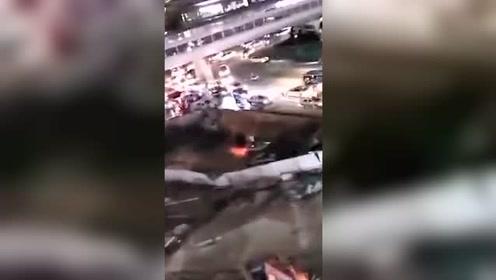 厦门吕厝附近发生地面陷落 暂无人员被困