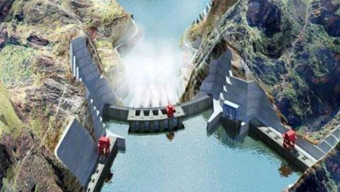 中国又一水电站即将完工!耗资达近千亿,预计2020年投入使用