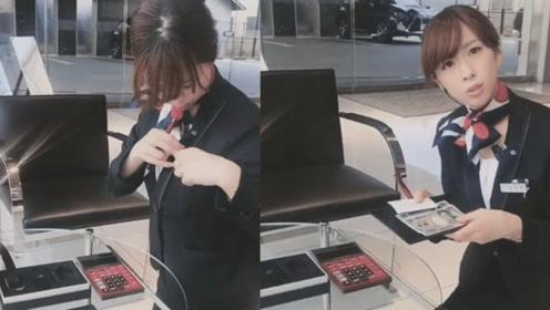 """日本4s店啥样?美女销售全程""""跪着""""服务,要给小费但没丝毫套路"""