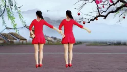 新创广场舞《风雨醉情缘》歌声优美!步伐新颖!欢快32步