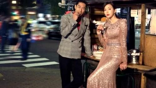 林志玲与老公最新合体写真曝光,首谈婚姻和未来:好的坏的都愿意一起过