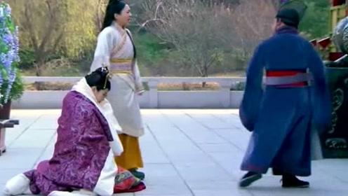 皇后被逼大热天披着棉被罚跪,太监都过来嘲笑她,皇上太可怕了!