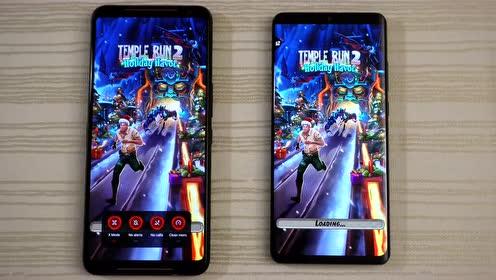 华硕ROG Phone 2与华为P30 Pro速度比拼