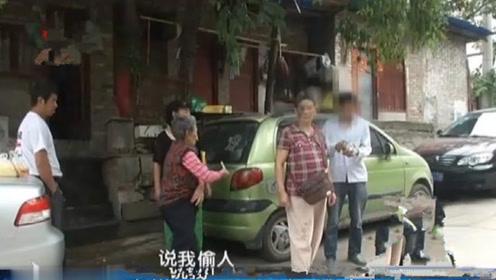 女子约男网友,丈夫发现后拿着衣架毒打,女子身上脸上都是淤青