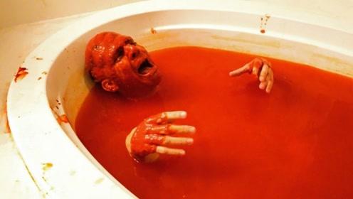 堪称世界上最作死的挑战,小伙用辣椒水泡澡,滋味有多爽只用看表情了