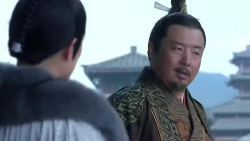 琅琊榜:纪王正在感慨,梅长苏出来,感谢他当年救了庭生