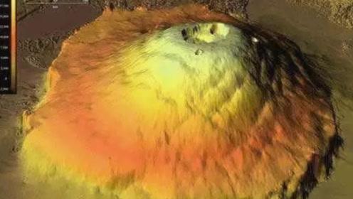 珠峰并非太阳系最高的山峰,这座山脉的海拔高度比珠峰多3倍