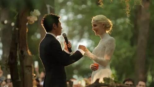撒贝宁妻子诞下龙凤胎, 两人求婚现场和婚礼现场曝光