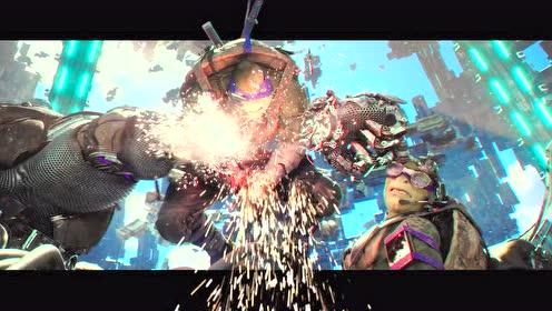 《忍者神龟2》看点特辑 神龟组队团战