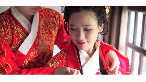宁波这个90后姑娘,和心爱的他,在这里办了场惊艳的中式婚礼!