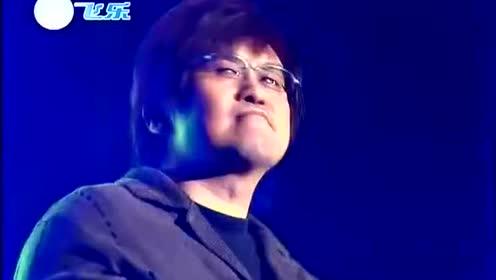 郑智化演唱会现场歌迷嚎啕大哭,这是真正好音乐的力量