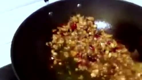 麻婆豆腐,做法简单而且超级下饭的一道川菜