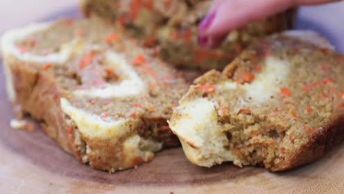 小南瓜萝卜乳酪蛋糕