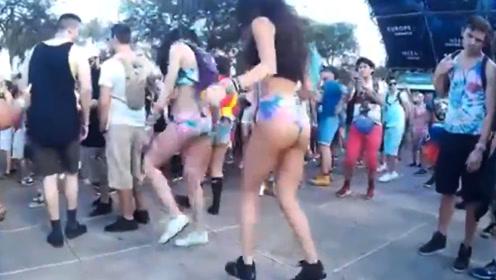 全球最性感seve舞 看得热血沸腾欲罢不能