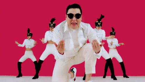 鸟叔PSY最新动感单曲《我爱它》完整版 焦太郎大叔也有加盟