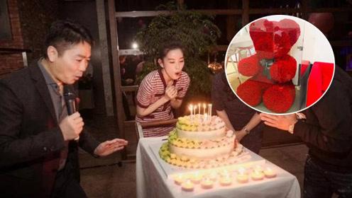 奶茶妹妹24岁生日 刘强东送了这样的生日礼物