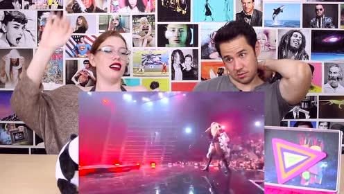 粉丝直播观看碧昂丝16年VMA现场
