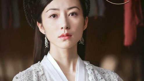 《醉玲珑》她颜值气质不输刘诗诗 只大四岁却要演她妈