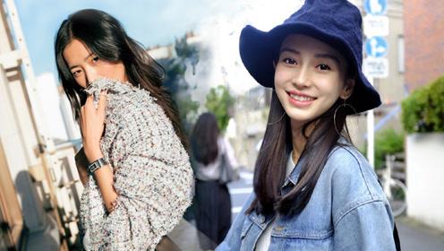 刘雯baby笑容如此灿烂 都是她们用剧痛换出来的