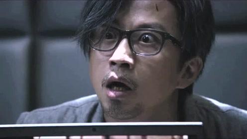 《心理罪之城市之光》邓超阮经天审讯室对决片段 疯魔飙戏很可怕