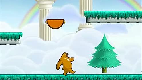 熊出没熊大熊二历险光头强超级奶爸小游戏