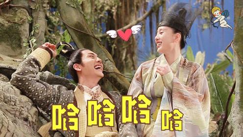 【独家幕后】陈伟霆说情话失败耳朵都红了!笑趴诗诗和导演