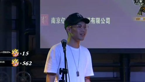 MC天佑酒吧演唱《成都》声音很好听