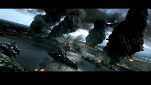 经典回顾!日本偷袭珍珠港,场面震撼,美国的自大付出惨痛代价