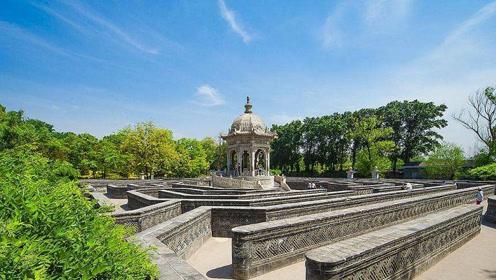 探访北京圆明园清朝皇家迷宫万花阵,差点走不出来