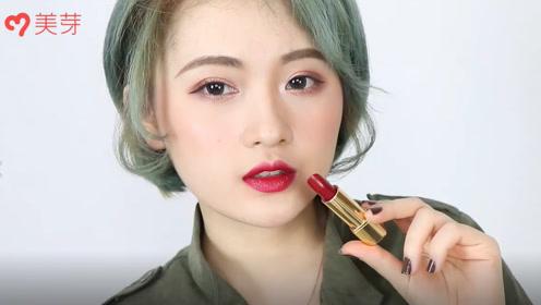 大表姐常用唇膏试色,日常知性显气色就是这几支啦!
