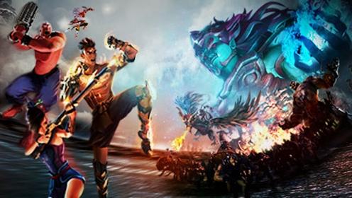 《暹罗决:九神战甲》中文版终极预告 泰国爆款动画