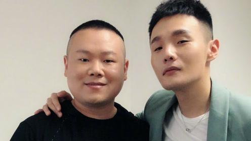 岳云鹏和李荣浩比眼大 网友:你俩先把眼睛睁开