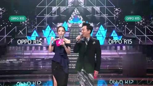 《101》总决赛黄渤侯佩岑主持 李宇春现身与选手合作舞台