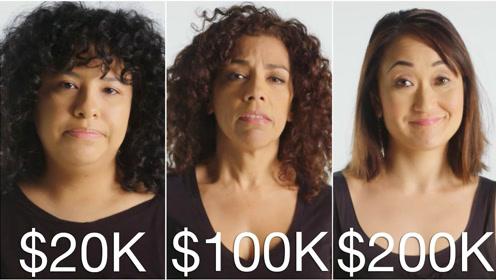 金钱带给不同薪资水平女性的最大焦虑是什么