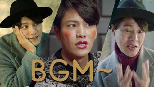 《脱身》正确打开方式:陈坤花式玩转6首爆款BGM