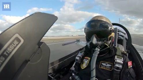 速度王者!超级跑车 超级摩托车 F1赛车和战斗机正面对决