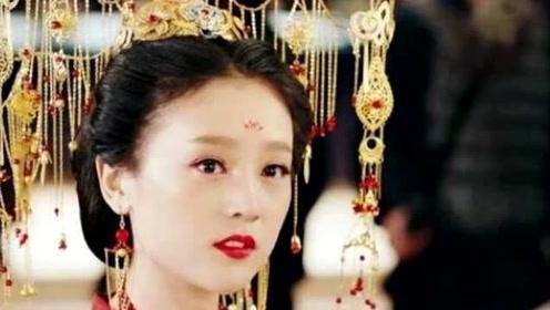 女星戴上珠冠,赵丽颖三七惊艳到不行,可最后我却被热巴吸引了
