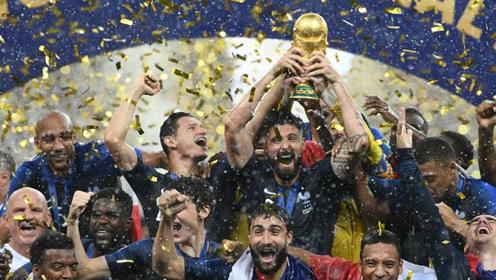 三分钟回顾俄罗斯世界杯难忘瞬间 再见又是一个四年