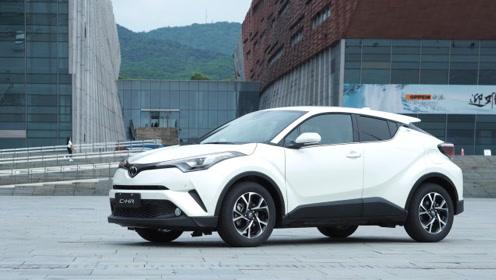 试驾广汽丰田C-HR 除了个性/时尚它还拥有哪些特点?