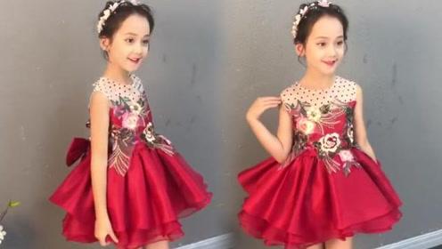 浙江6岁女孩酷似迪丽热巴 龙凤胎哥哥像彭于晏