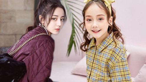 迷你版迪丽热巴!7岁混血小模特一秒一个pose爆红网络